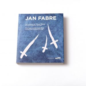 Jan Fabre – The Years of the Hour Blue (Drawings and sculptures, 1977 – 1992)